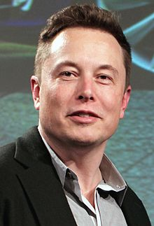 Elon Musk, CEO SpaceX, Tesla and Neuralink. Copyright Steve Jurvetson https://www.flickr.com/photos/jurvetson/18659265152