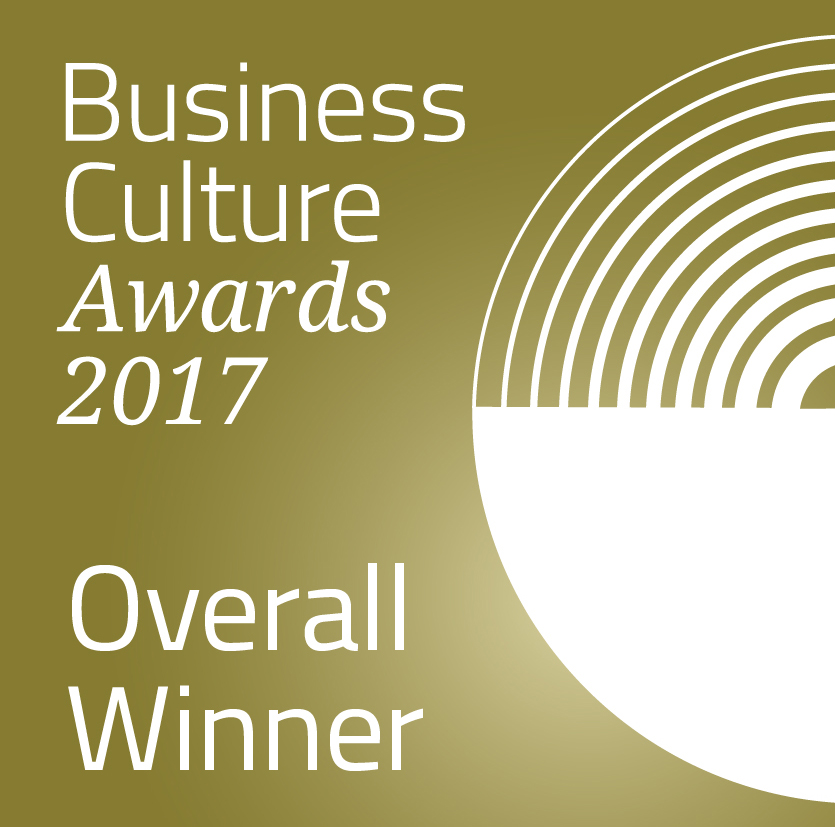 Business Culture Awards 2017 logo
