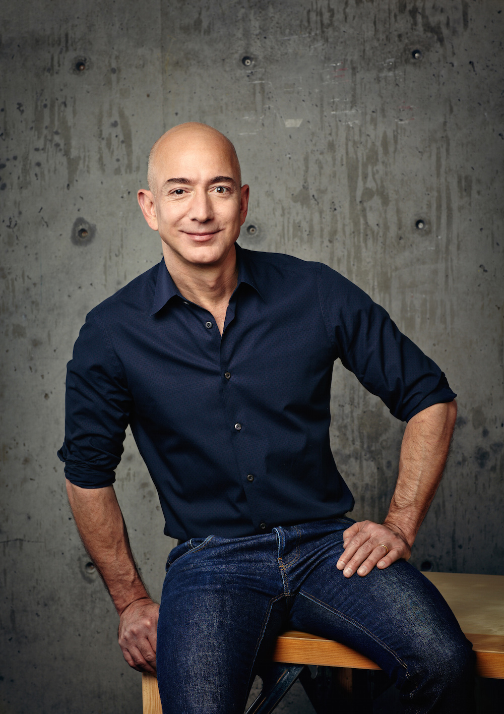 Jeff Bezos, CEO Amazon