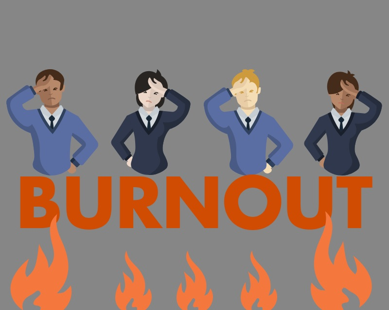 Burnout ©The People Space
