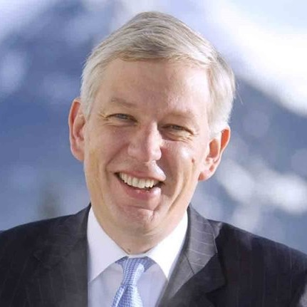 Dominic Barton, global managing partner emeritus McKinsey