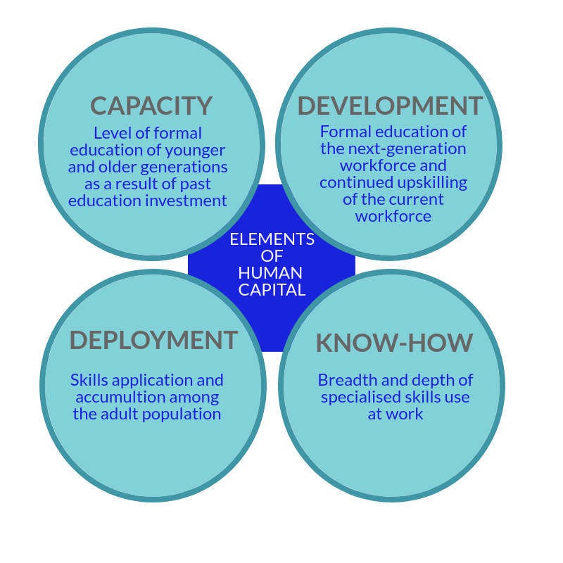 Elements of human capital