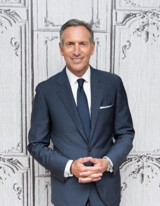 Howard Schultz, chairman emeritus, Starbucks