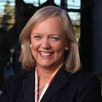 Meg Whitman, ex CEO HP