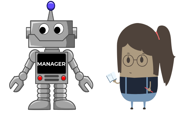 Robot manager