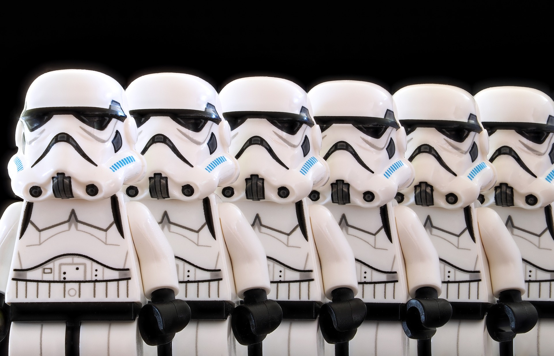 one size fits all Stormtroopers