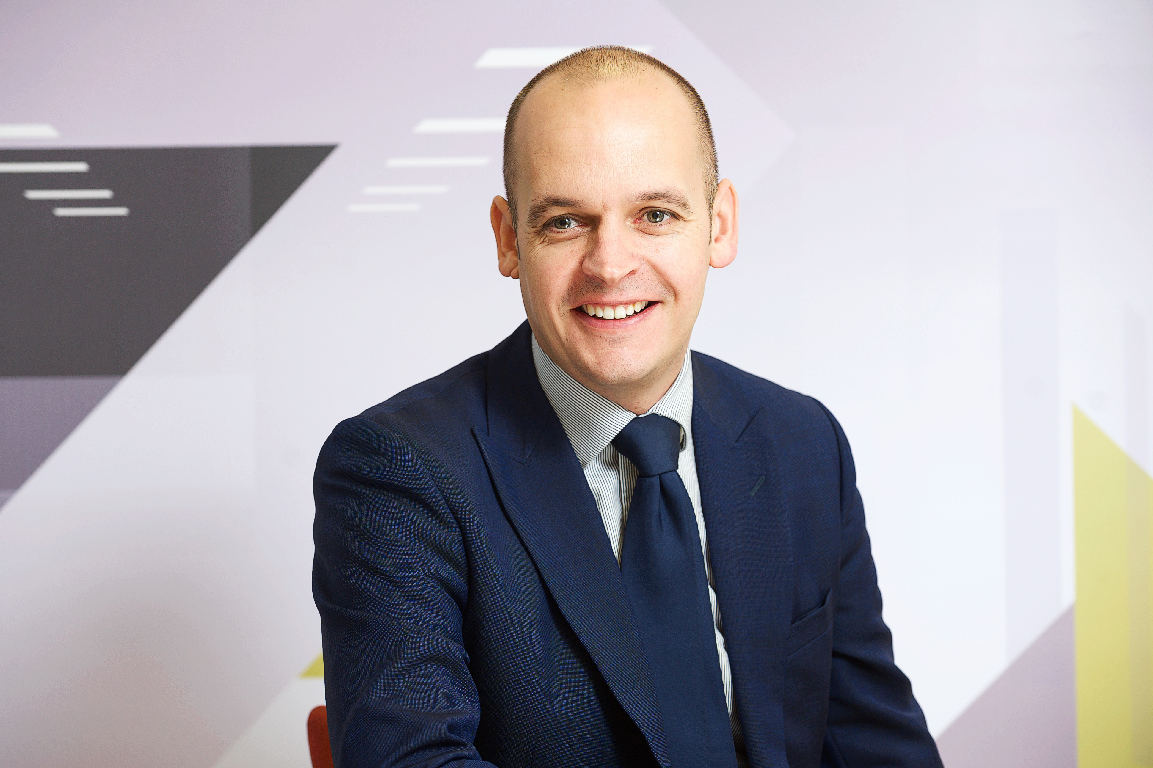 Stuart Lawrenson, employment partner, Shoosmiths