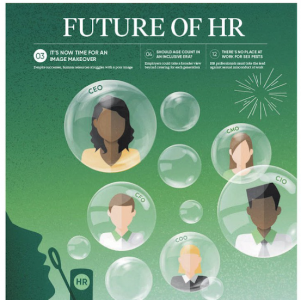 The Times Future of HR