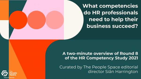 How to become an effective HR professional and navigate the new business world