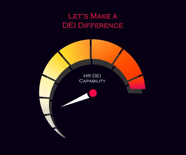 How to improve HR capability in DEI ©The People Space
