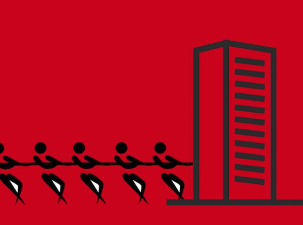 Organisational drag