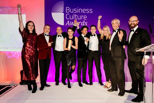 Gunnercooke wins Business Culture Awards