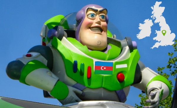 From Birmingham to Beyond Buzz Lightyear
