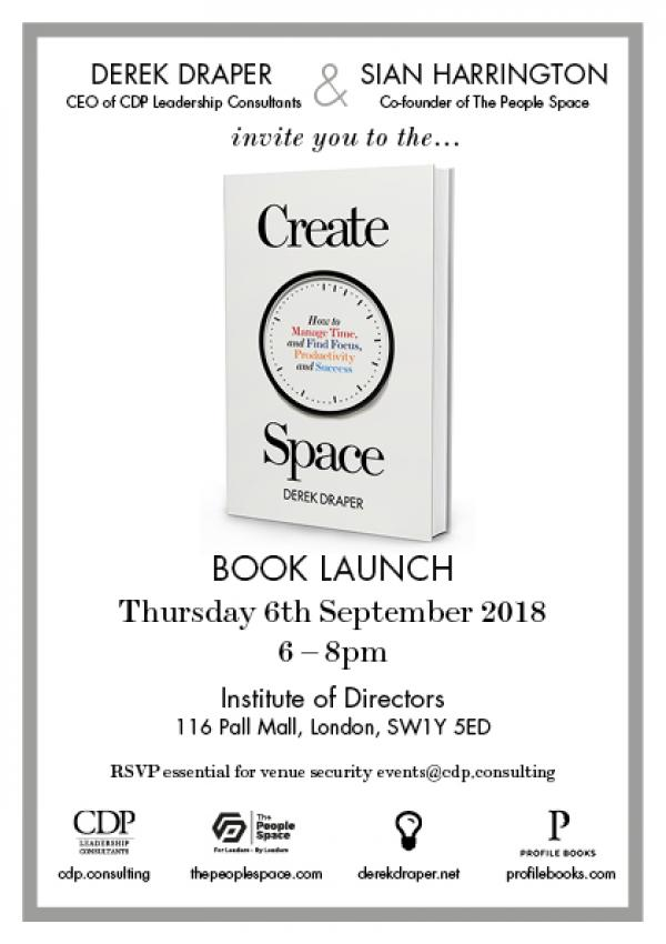 Create space invitation