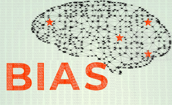 Bias in algorithms