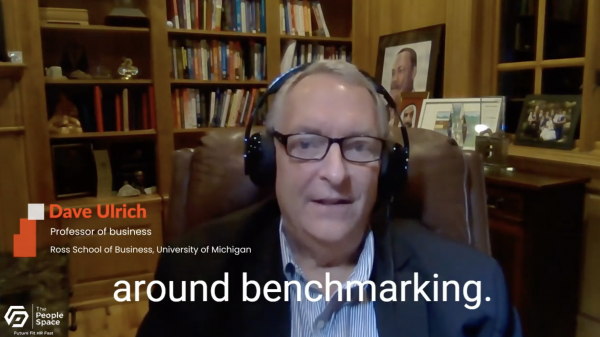 Dave Ulrich on how to supercharge your human capital investment for the best business outcomes