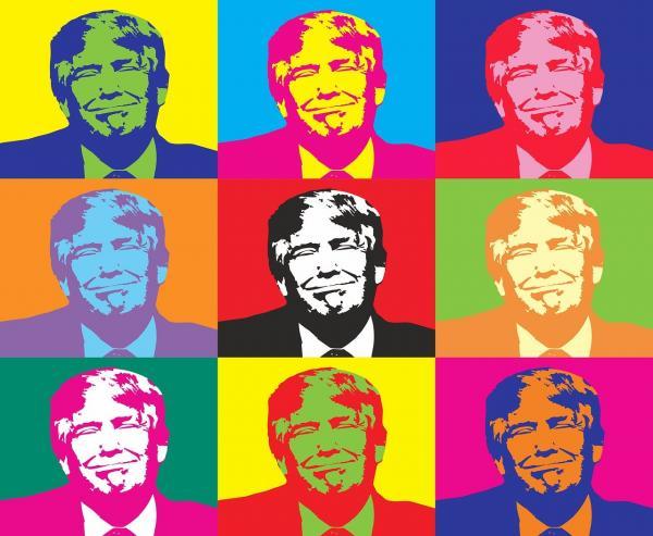 Donald Trump prozac leader