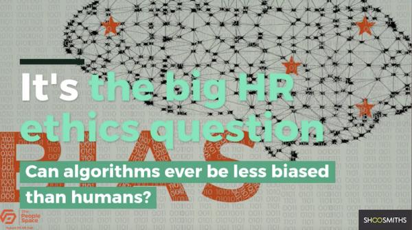 Bias in HR algorithms