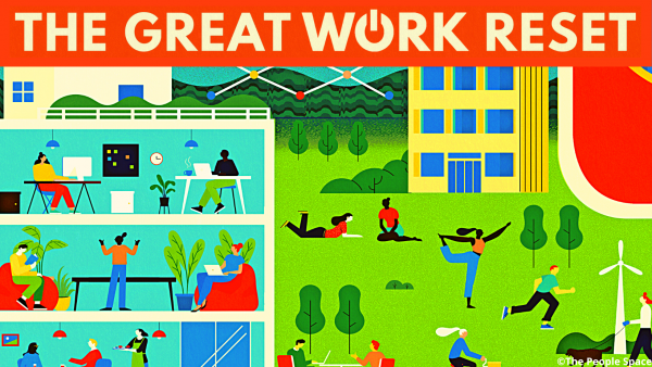 The Great Work Reset ©The People Space
