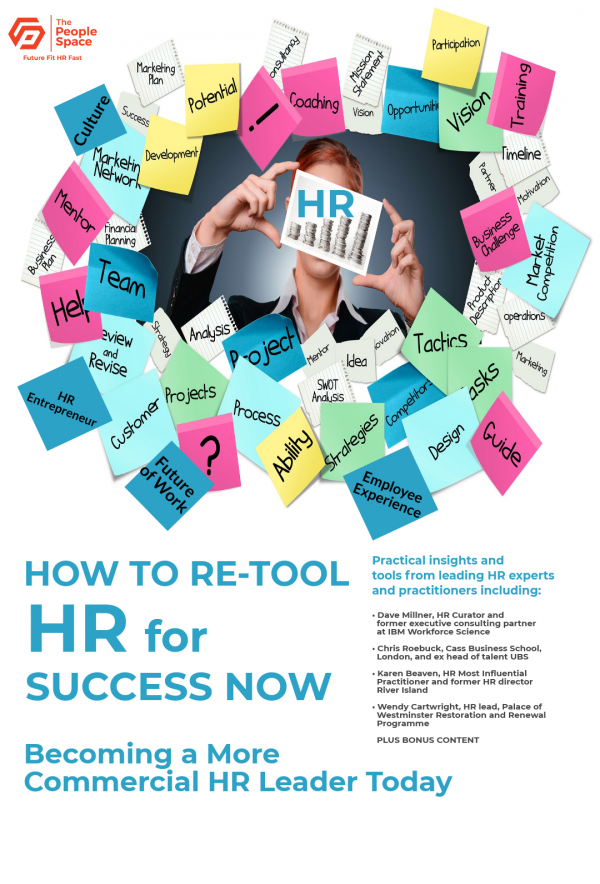 Commercial HR leader video series