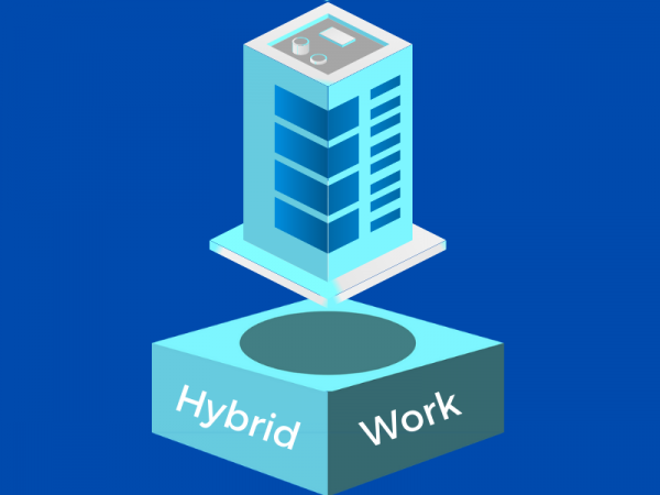 How to design for the realities of hybrid work