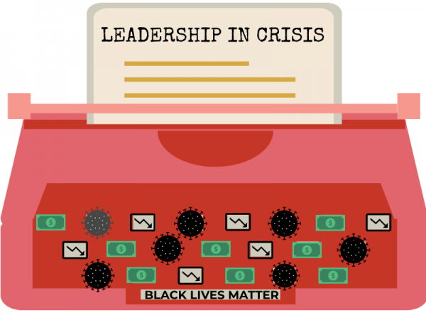 Business leadership in crisis