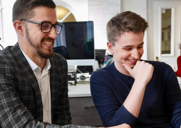 Adopting a four-day working week at PR firm VerriBerri
