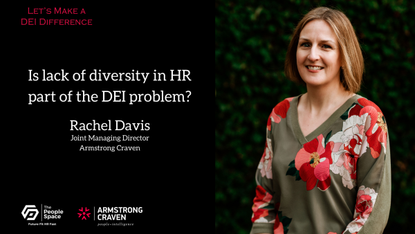 Is HR's own lack of diversity part of the DEI problem?