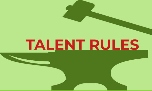 Ditch the talent rules