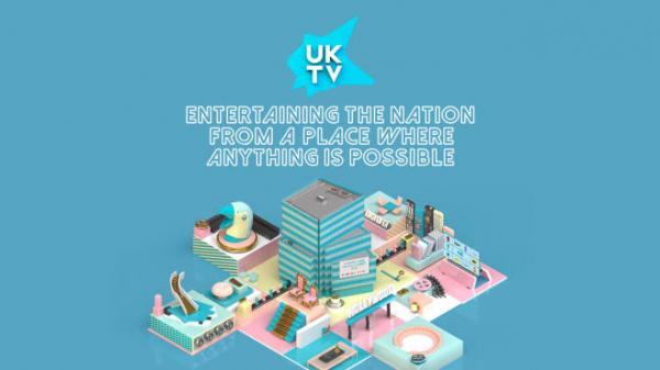UKTV culture programme