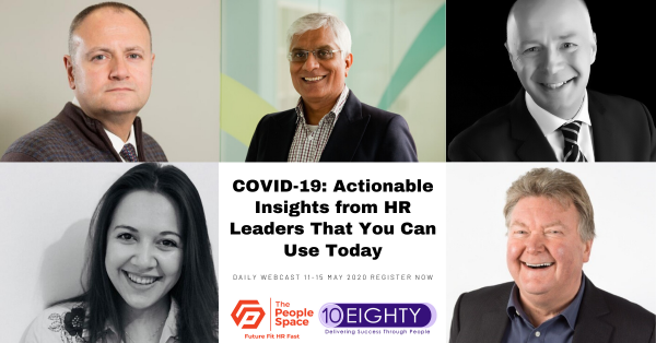 HR director insights on COVID-19