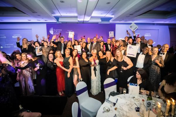 Business Culture Awards winners 2019-20